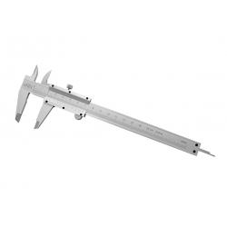 KINEX Posuvné meradlo 150 mm presnosť 0,02 mm skrutka