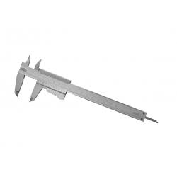 KINEX Posuvné meradlo 150 mm presnosť 0,02 mm monoblok