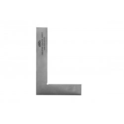KINEX Uholník presný plochý 250x160 mm