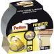 PATTEX Power tape silver páska textilná 50x25m