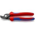 KNIPEX Nožnice na káble 165 mm
