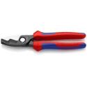 KNIPEX Nožnice na káble 200 mm
