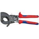 KNIPEX Nožnice na káble 250 mm