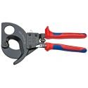 KNIPEX Nožnice na káble 280 mm