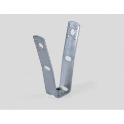 Záves-V trapézový s maticou M10
