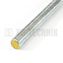 DIN 975 M 27x1,5x1000 8.8 ZN závitová tyč s jemným stúpaním