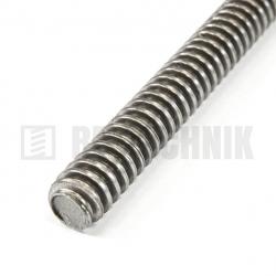 DIN 975 TR 18x4x1000 trapézová závitová tyč