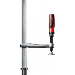 BESSEY Svorka šroubová 200x100 mm pre zváracie stoly otvor 16 mm