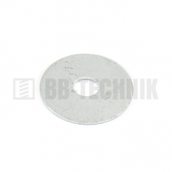 Podložka karosárska 12,5x40 ZN extra široká