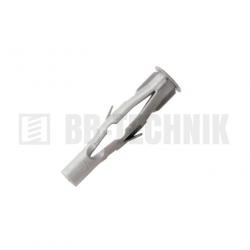 GB GBU 10x60 hmoždina rozperná nylonová