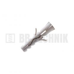 GB C8 8x40 hmoždina nylonová