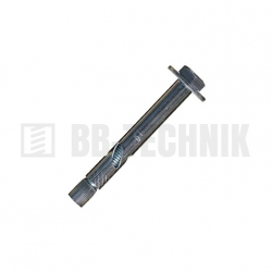 GB DELV 12 M10x100 plášťová kotva ľahká