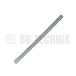 GB BAM12 12x1000 sieťka oceľová 1m pre svorník M8