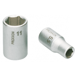 "PROXXON Hlavica 1/4"" 10mm"