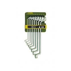 PROXXON Sada obojstranných očkových kľúčov 8 dielna