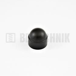 Krytka M 10 PA čierna