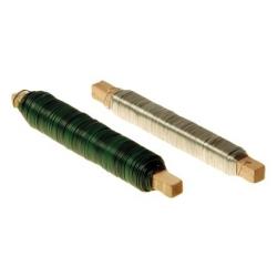 Drôt viazací 0,9mm PVC Zelený 30m