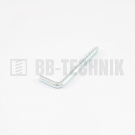 Hak L 4/60 ZN (3,8x60mm)
