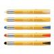PICA Gélový značkovač žltý