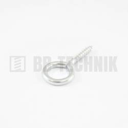 Hák O 1/16x8 ZN (3,0x16mm)