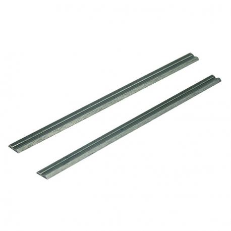 EXTOL Nože pre elektrický hoblík 2ks 82x6x1mm
