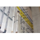 Konzola 28/30x200mm 1.75 ZN+plastová krytka