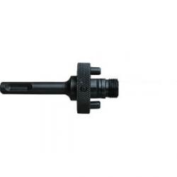 Adaptér na vykružovaciu pílu 32-152 mm s centrovacím vrtákom SDS+