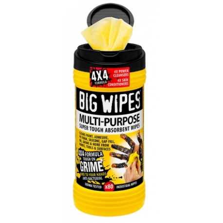 Priemyselné utierky Big Wipes Industrial vlhčené