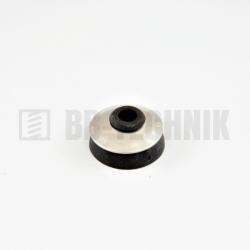EPDM-G 6,0x25 nerezová tesniaca podložka s hrubou gumou