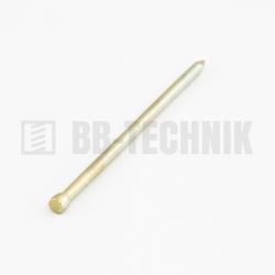 Klinec kolársky 50x2,2 mm ZN