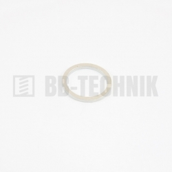 DIN 7603A 8x11,5x1 hliník AL tesniaca podložka