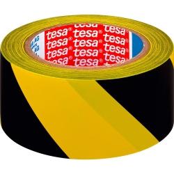 Výstražná páska žlto čierna 50 mm x 33 m PVC