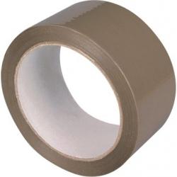 Hnedá lepiaca páska 48 mm x 66 m