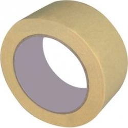 Krepová páska 50 mm x 50 m maskovacia