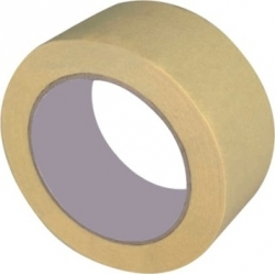 Krepová páska 19 mm x 50 m maskovacia