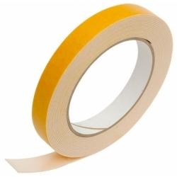 Penová obojstranná lepiaca páska 19 mm x 10 m / 1 mm