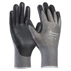 Neprerezateľné rukavice Gebol MULTIFLEX Cut 5 veľ. 10