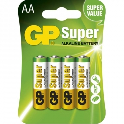 GP Batéria Super Alkalická AA 1,5V