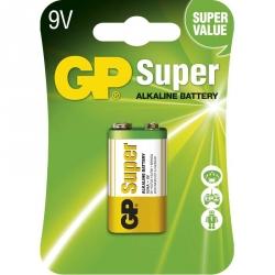 GP Batéria Super Alkalická 9V blok
