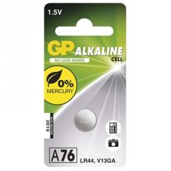 GP Batéria Alkalická Gombíková A76 / LR44