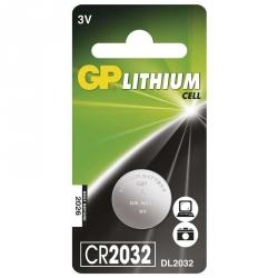 GP Batéria Líthiová Gombíková CR2032