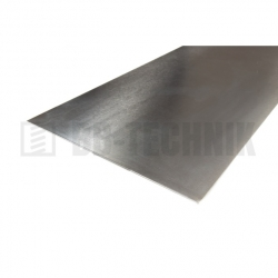 Hliníkový plech 200x1000x1 mm neeloxovaný