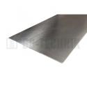 Hliníkový plech 500x1000x1 mm neeloxovaný