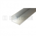 Hliníkový profil L 40x20x2,0x2000 mm hliník neeloxovaný