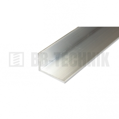 Profil L 30x15x2,0x2000 hliník
