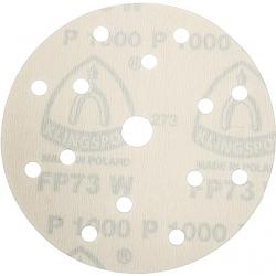 KLINGSPOR Brúsny papier 150 mm ZR 400 suchý zips na kov, drevo, lak