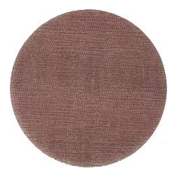 KLINGSPOR Brúsna mriežka 125mm ZR 240 suchý zips, farba,lak,drevo