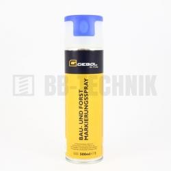 Značkovací sprej modrý 500 ml Gebol