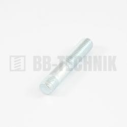 DIN 938 M 24x50 5.8 ZN skrutka závrtná do ocele