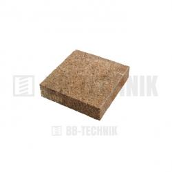 Podložka gumová EPDM 60x60x3 mm Rolfi